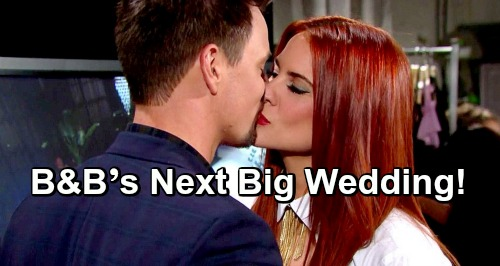 The Bold and the Beautiful Spoilers: Wyatt and Sally's Bond Deepens, Proposal Brewing - B&B's Next Big Wedding Ahead?