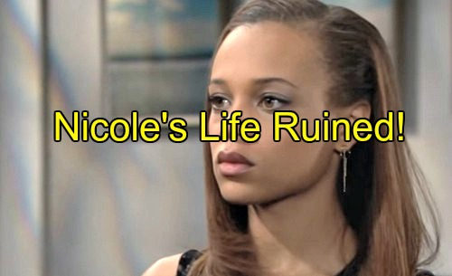 The Bold and the Beautiful (B&B) Spoilers: Nicole Gives Birth - Hopes Crushed as Pregnant Sasha Makes Zende a Dad