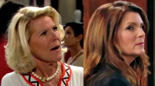 The Bold and the Beautiful Spoilers: Sheila Gains Another Pawn – Uses Pam's Addition To Marry Eric