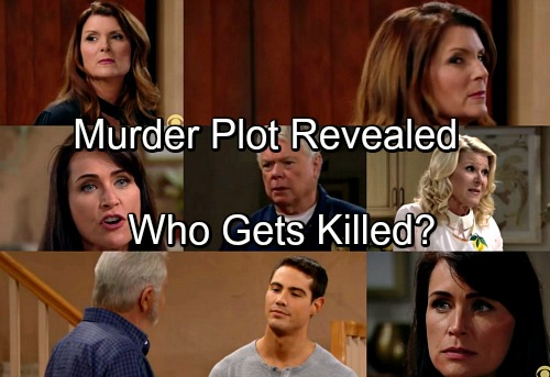 The Bold and the Beautiful Spoilers: Murder Plot Brewing on B&B – Check Out the Top 5 Potential Victims