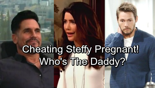 The Bold and the Beautiful Spoilers: Steffy Pregnant After Cheating With Bill - Who's The Daddy?