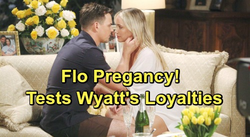 The Bold and the Beautiful Spoilers: Potential of Flo's Pregnancy – Wyatt's Loyalties Tested