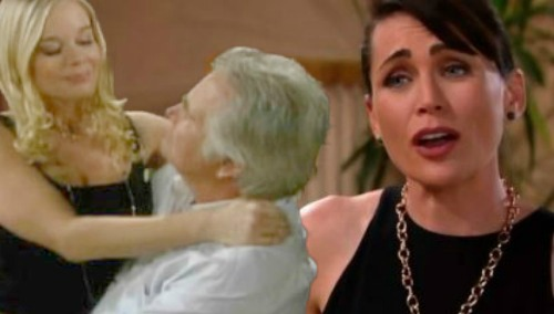 The Bold and the Beautiful Spoilers: Donna Makes A Move On Eric - Quinn Livid, War Erupts