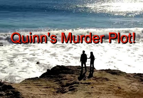 The Bold and the Beautiful (B&B) Spoilers: Quinn Plans to Murder Liam With Deacon's Help - Throw Lover Over Cliff
