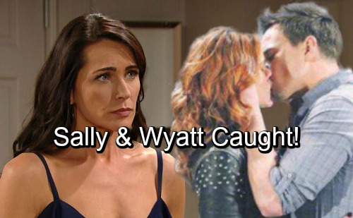 The Bold and the Beautiful Spoilers: Quinn and Eric's Stunning Discovery – Sally and Wyatt Caught in Wild Passion