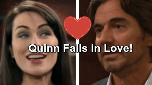 The Bold and the Beautiful Spoilers: Ridge's Plan Starts to Work - Quinn Falling In Love, Obsessed With Ridge