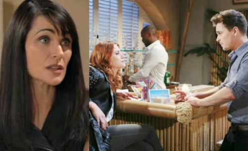The Bold and the Beautiful Spoilers: Sneaky Quinn Up to Her Old Tricks – Sabotages Wyatt and Sally's New Romance