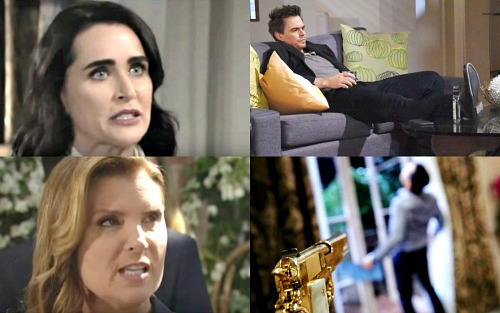 The Bold and the Beautiful Spoilers: Wyatt's Shocking Memories Emerge, Fears He Shot Bill – Quinn Sets Up Sheila to Save Son