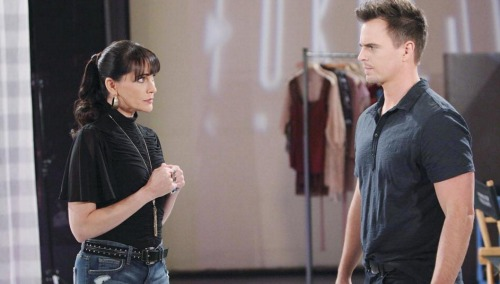The Bold and the Beautiful Spoilers: Quinn Panics Over Losing Eric - Confides Fears To Wyatt
