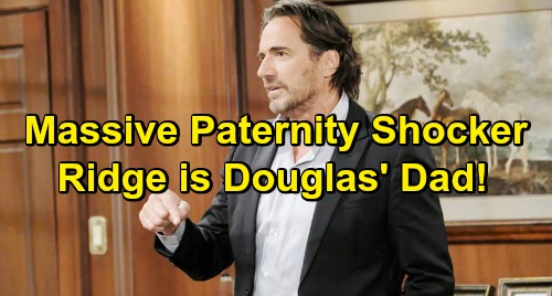 the bold and the beautiful spoilers Ridge Forrester (Thorsten Kaye)