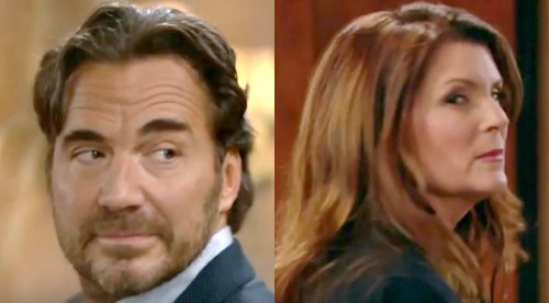 The Bold and the Beautiful Spoilers: Ridge Arrested for Bill's Shooting, Urges Sheila to Frame Someone Else