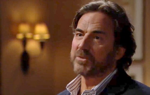 The Bold and the Beautiful Spoilers: Ridge Attacks Bill In Hospital Over The Caroline Terminal Illness Scheme