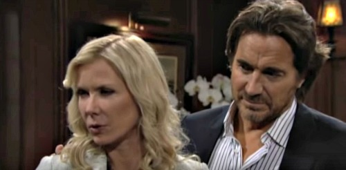 The Bold and the Beautiful Spoilers: Quinn Forms a Sneaky Plan – Brooke Rats Out Bill To Ridge
