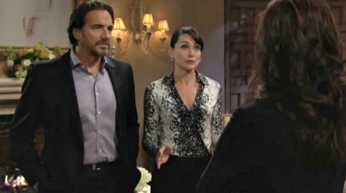 The Bold and the Beautiful Spoilers: Quinn Gets Defensive, Katie Warns Ridge – Steffy and Liam Reflect