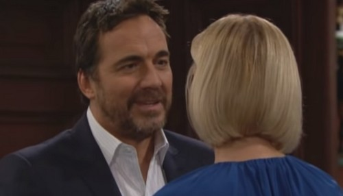 The Bold and the Beautiful Spoilers: Thursday, May 3 – Heartbroken Steffy Watches Liam Walk Away – Ridge Gives Brooke Big News