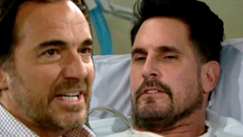 The Bold and the Beautiful Spoilers: Ridge Threatens Bill's Life – Brooke Fears Raging Hubby Will Land Back in Jail