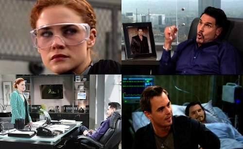 The Bold and the Beautiful Spoilers: Too Late For Redemption - Sally Puts Bill In Hospital?