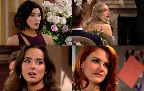 The Bold and the Beautiful Spoilers: Liam's Wedding Date Shocker, Brings Sally – Steffy and Hope Horrified