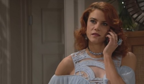 The Bold and the Beautiful Spoilers: Shirley Keeps Sally Stealing For Spectra – Bill Calms Liam – Ivy and Steffy's Photo Shoot