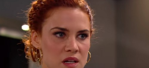 The Bold and the Beautiful Spoilers: Sally Wrongfully Accused of Bill's Shooting – Thomas Back After Her Arrest