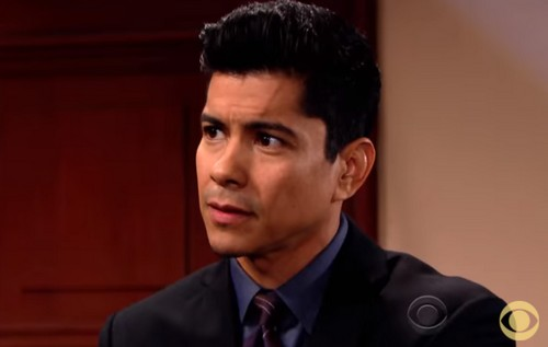 The Bold and the Beautiful Spoilers: Detective Sanchez Focuses on Shocking New Suspect