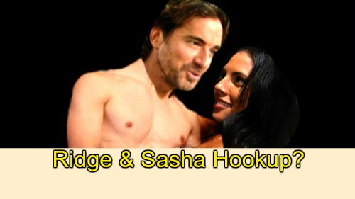 'The Bold and the Beautiful' Spoilers: Ridge Hooks Up with Sasha as Caroline Drifts Toward Thomas?