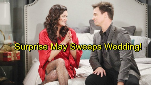 The Bold and the Beautiful Spoilers: Huge Wedding Twist – Liam and Hope's Marriage Derailed, Wyatt and Katie Tie the Knot Instead