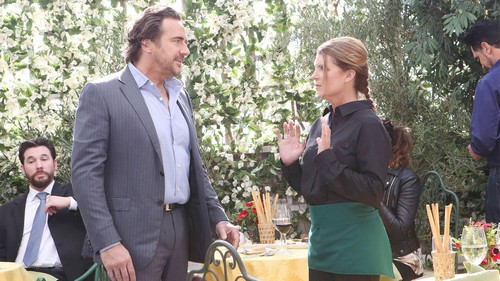 The Bold and the Beautiful Spoilers: Wednesday, February 28 – Eric's Collapse – Katie's Meltdown - Bill and Ridge's Battle