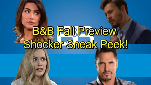 The Bold and the Beautiful Spoilers: B&B Fall Preview – Get a Sneak Peek of the CBS Soap's Biggest Stories and Shockers