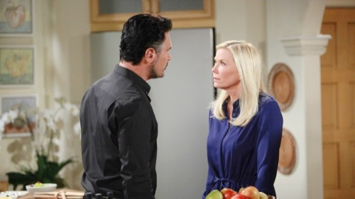 'The Bold and the Beautiful' Spoilers: Brooke Admits Cheating Affair to Ridge – Bill Fires Back When Ridge Explodes in Rage