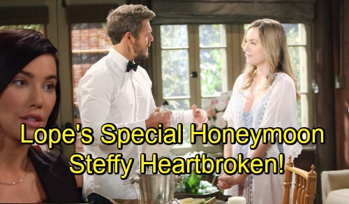 The Bold and the Beautiful Spoilers: Liam's Romantic Surprise For Hope – Steffy Heartbroken as Honeymoon Brings Married Couple Closer