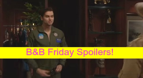 The Bold and the Beautiful (B&B) Spoilers: Wyatt and Thomas Vie for Ivy at Halloween Party – Zende Considers Ultimatum