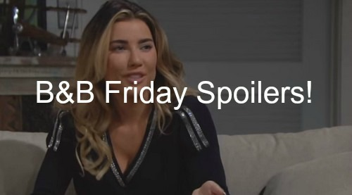 The Bold and the Beautiful (B&B) Spoilers: Steffy Fears Ivy Has Stolen Liam – Zende and Nicole Breaking Up