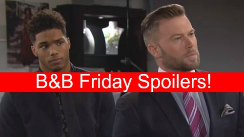 The Bold and the Beautiful (B&B) Spoilers: Rick Fires Sasha - Zende Disgusted With Nicole, Dumps Jealous Girlfriend