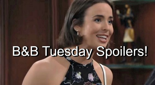 The Bold and the Beautiful (B&B) Spoilers: Ivy Gives Steffy Shocking Info – Quinn Has Mixed Feelings About Murdering Liam