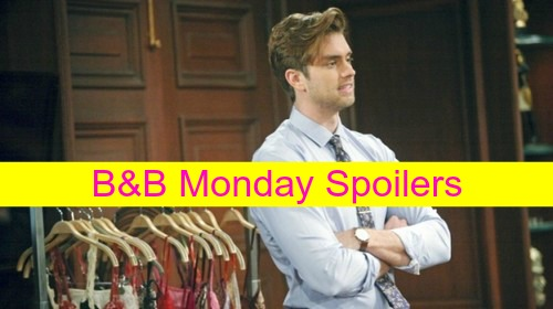 The Bold and the Beautiful (B&B) Spoilers: Thomas Suspects Caroline's Baby's Father Not Ridge