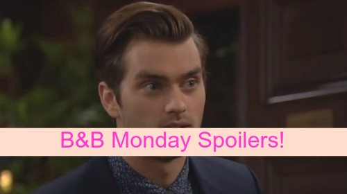 The Bold and the Beautiful (B&B) Spoilers: Thomas Gets Creepy With Ivy, Overhears Ridge and Caroline Discuss Baby Secret