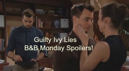 The Bold and the Beautiful (B&B) Spoilers: Ivy Torn by Guilty Pleasure, Worries About Wyatt – Zende Resents Surrogacy