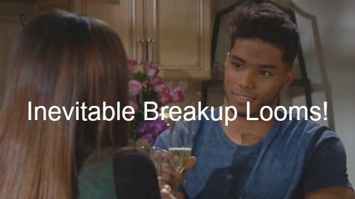 The Bold and the Beautiful (B&B) Spoilers: Zende Disgusted, Dumps Nicole - Ready for Sasha Hookup, Inevitable Breakup Looms
