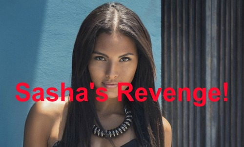 The Bold and the Beautiful (B&B) Spoilers: Sasha's Revenge After Being Fired - Steals Zende and Exposes Julius' Secret