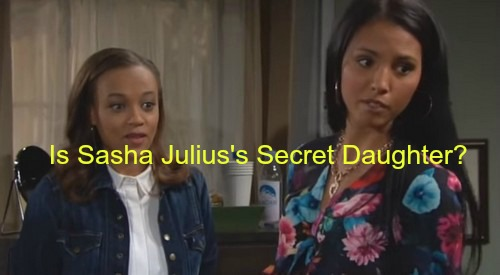 The Bold and The Beautiful (B&B) Spoilers: Is Sasha The Secret Daughter of Julius?
