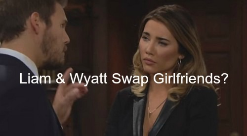 The Bold and the Beautiful (B&B) Spoilers: Ivy Confesses Love to Liam, Hates Steffy - Will Wyatt Swap Girlfriends with Bro?