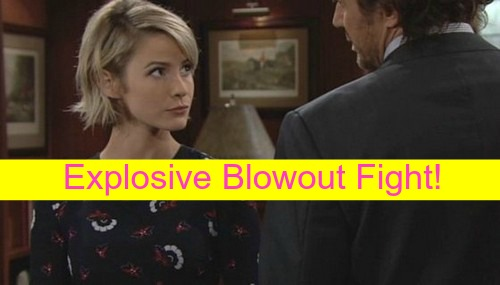 The Bold and the Beautiful (B&B) Spoilers: Bill Angered by Ridge – Things Get Ugly at Explosive Staff Meeting