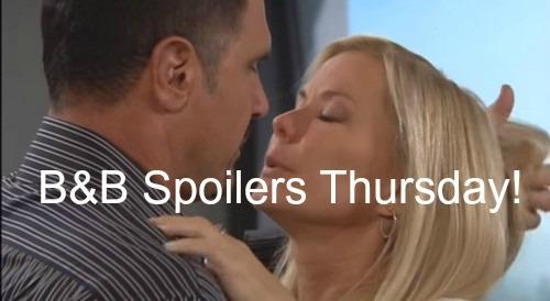 The Bold and the Beautiful Spoilers: Nicole Convinces Rick to Crush Sasha's Dreams – Brooke Shuts Down Bill, Protects Katie