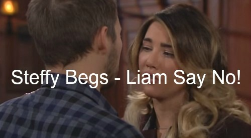 The Bold and the Beautiful (B&B) Spoilers: Steffy Begs for Another Chance, Liam Says No – Nicole Losing Zende