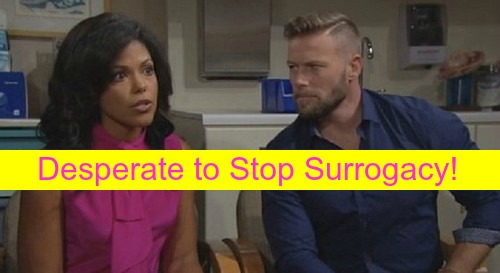 The Bold and the Beautiful (B&B) Spoilers: Julius and Vivienne Race to Stop Insemination – Maya and Nicole Surrogacy Talk
