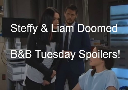 The Bold and the Beautiful (B&B) Spoilers: Steffy and Liam Doomed – Quinn's Manipulations Underway - Ivy Rejects Medical Advice