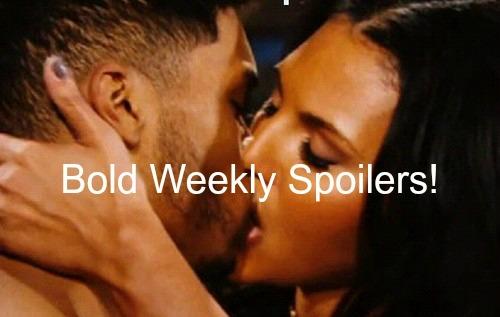 The Bold and the Beautiful (B&B) Spoilers: Week of Feb 29 - Chris McKenna Debuts - Sasha Pounces on Newly Single Zende