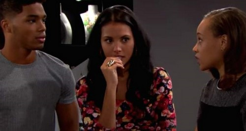 The Bold and the Beautiful (B&B) Spoilers: Zende Breaks Up With Nicole - Jealous Betrayal of Sasha Boomerangs!