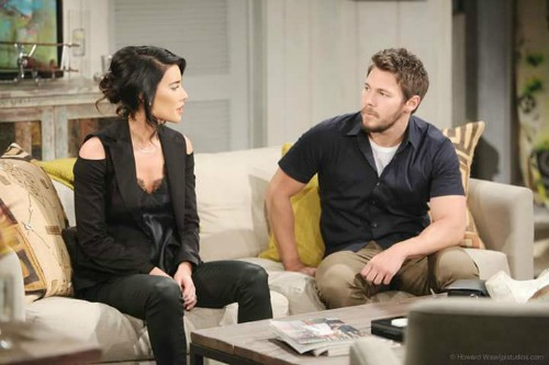 The Bold and the Beautiful Spoilers: Steffy and Liam Bond Over Miscarriage Crisis – Hope's Down, But Not Out